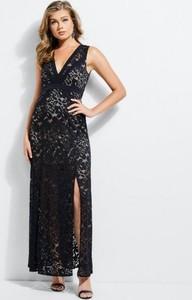 f1f8976083 sukienka wieczorowa czarna długa - stylowo i modnie z Allani