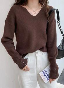 Sweter Arilook z dzianiny