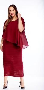 Sukienka omnido.pl z długim rękawem