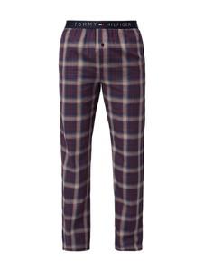 Fioletowa piżama Tommy Hilfiger