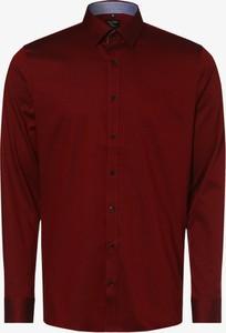 Czerwona koszula Olymp No. Six