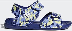 Buty dziecięce letnie Adidas na rzepy