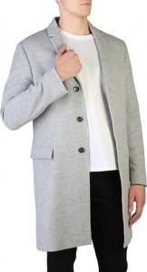 Płaszcz męski Calvin Klein z wełny
