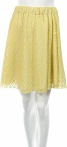 Żółta spódnica Verysimple