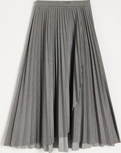Spódnica Reserved z żakardu