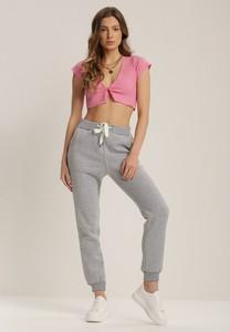 Spodnie Renee z dresówki