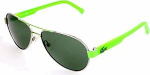 amazon.de Lacoste okulary przeciwsłoneczne (l3103s), kolor: szary