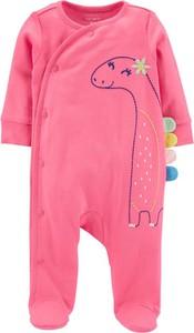 Carter's Pajac-piżama Dinozaur 3D