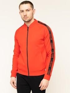Czerwona bluza Hugo Boss
