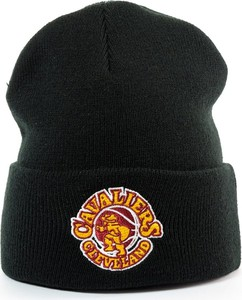 Czarna czapka Mitchell And Ness