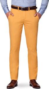 Spodnie LANCERTO z bawełny