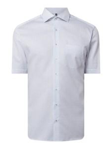 Koszula Eterna z krótkim rękawem z bawełny