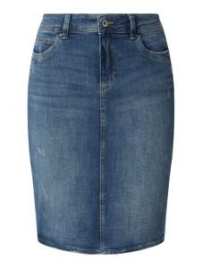 Spódnica edc by Esprit z jeansu