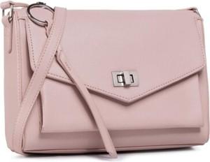 Różowa torebka Jenny Fairy na ramię