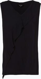 Bluzka Opus bez rękawów z okrągłym dekoltem w stylu casual