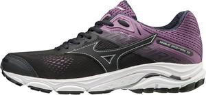 Buty sportowe Mizuno z płaską podeszwą sznurowane