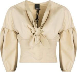 Bluzka Pinko z tkaniny