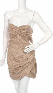 Brązowa sukienka Bec&bridge