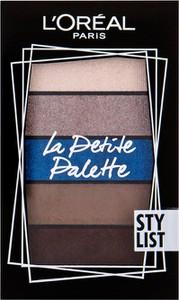 L'Oreal Paris L´oréal Paris La Petite Palette Cienie Do Powiek 4G Stylist