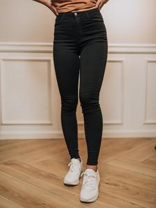 Jeansy Promese z jeansu