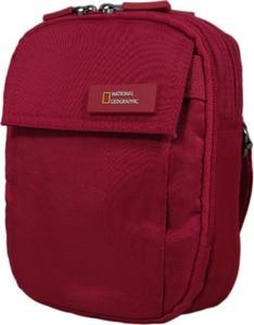 Czerwona torba National Geographic