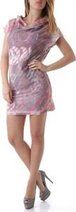 Sukienka Sexy Woman mini z bawełny