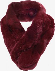 Czerwony szalik Molton