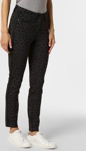 Czarne spodnie Cambio w stylu boho