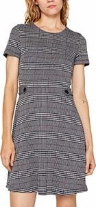 Sukienka amazon.de z okrągłym dekoltem mini w stylu casual