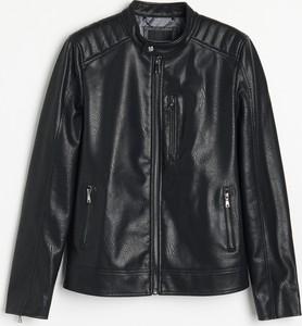 Czarna kurtka Reserved krótka