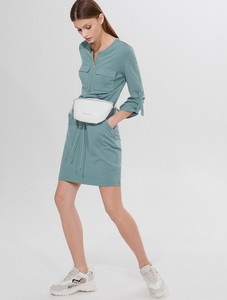 Sukienka Mohito mini w stylu casual dopasowana