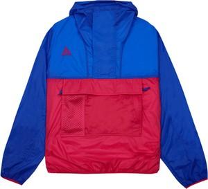 Niebieska kurtka Nike krótka