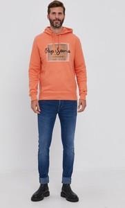 Bluza Pepe Jeans w młodzieżowym stylu z bawełny