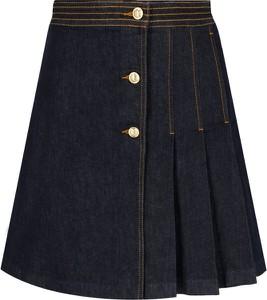 Spódnica Tory Burch midi w stylu casual