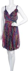 Sukienka Easy Wear na ramiączkach z dekoltem w kształcie litery v