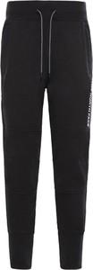 Spodnie The North Face w sportowym stylu z dresówki