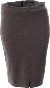 Granatowa spódnica Niren midi