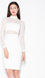 Sukienka Venaton z długim rękawem mini