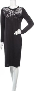 Sukienka Denham z długim rękawem mini