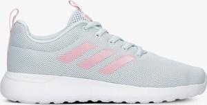 Buty sportowe Adidas sznurowane w sportowym stylu z płaską podeszwą