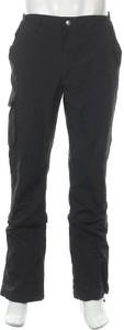Czarne spodnie sportowe Crivit