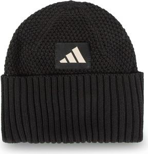 Czarna czapka Adidas