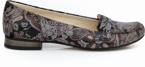 Baleriny Zapato ze skóry z płaską podeszwą