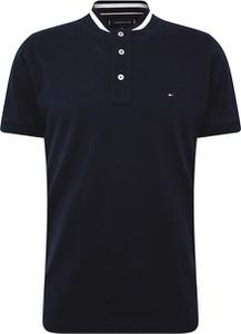 654bd5ffd351a koszulka polo tommy hilfiger classic biała - stylowo i modnie z Allani