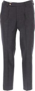 Granatowe spodnie Entre Amis