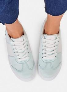 Deezee miętowe buty sportowe astrid