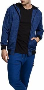Niebieska bluza Urban Classics