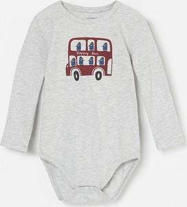 Body niemowlęce Reserved dla chłopców