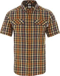 Koszula The North Face z klasycznym kołnierzykiem z krótkim rękawem