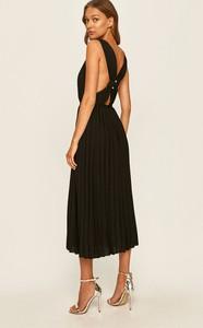 Sukienka Guess by Marciano bez rękawów z tkaniny midi